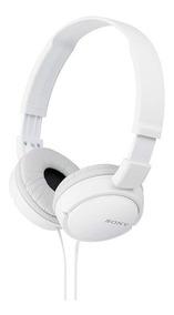 Headphone Fone Sony Branco Original Mdr-zx110/w C/ Nota