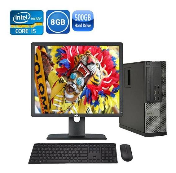 Computador Pc Dell 7020 I5 4°geração 8gb Hd 500gb + Wi-fi