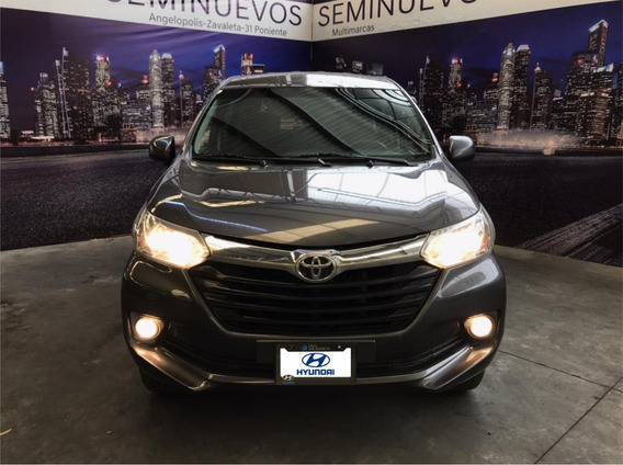 Toyota Avanza 1.5 Xle At 2017 Vin 7483