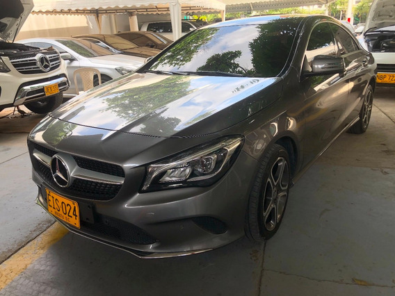 Mercedes Benz Cla180 2018
