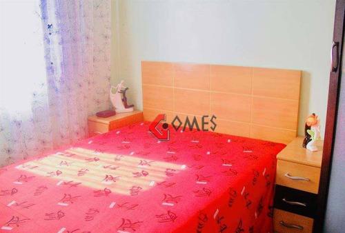 Apartamento Com 2 Dormitórios À Venda, 50 M² Por R$ 235.000,00 - Demarchi - São Bernardo Do Campo/sp - Ap2704