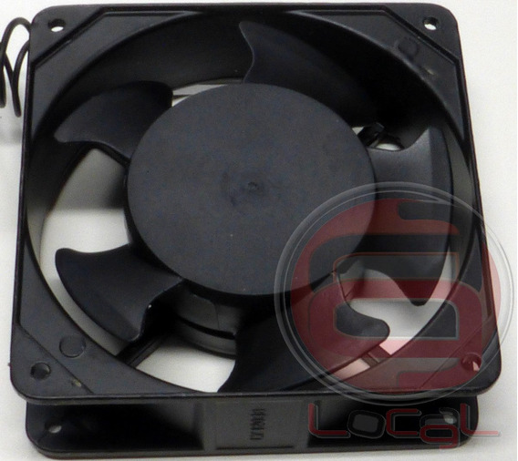 Turbina Cooler Fan Extractor 220v Buje 4 Pulgadas 120x38mm