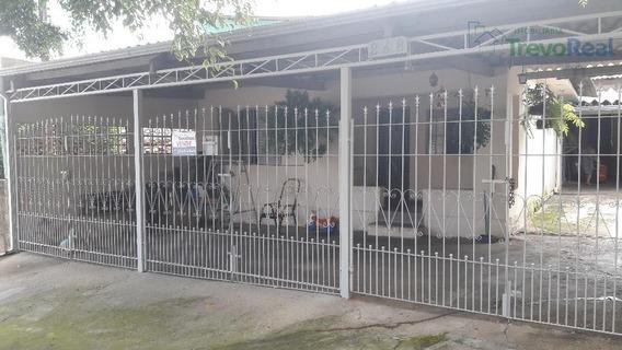 Casa Residencial À Venda, Jardim Jurema, Valinhos. - Ca1186