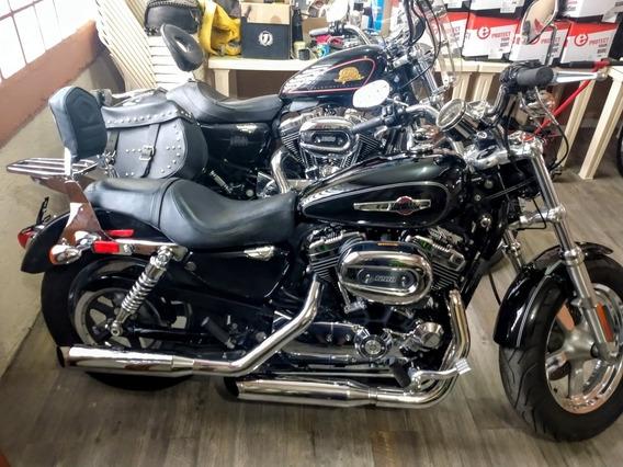 Harley Davidson Sportster 883 Y 1200 Custom, Low Y Iron