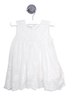 Vestido Ropero Off White Girl Colloky