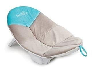 Cushy Nest Cloud Tealgrey Baby Bath Tub Bañista Infantil