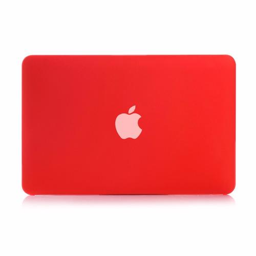 Carcasa Macbook Air Troquelada+protector De Teclado Mete