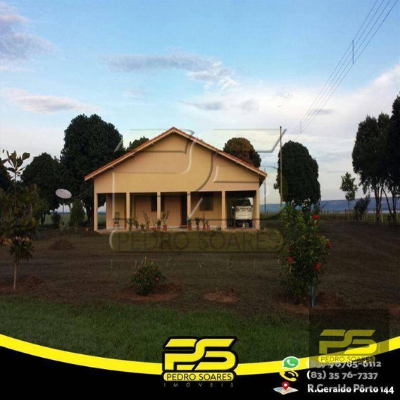 Fazenda À Venda, 25900000 M² Por R$ 50.000.000,00 - Residencial Alto Da Boa Vista - Tangará Da Serra/mt - Fa0010
