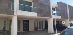 Rento Casa De 3 Recamaras En Conj Cerrado 3 Baños Vestidor