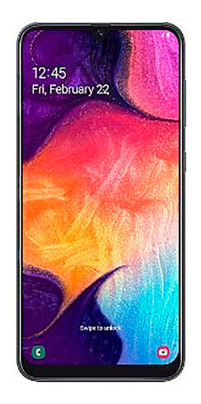 Celular Libre Samsung A50 Negro