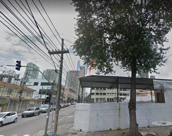 Ref 9615 - Excelente Terreno Para Locação No Bairro Vila Gomes Cardim, Tatuapé Com Área Do Terreno: 1.702 M² - 9615