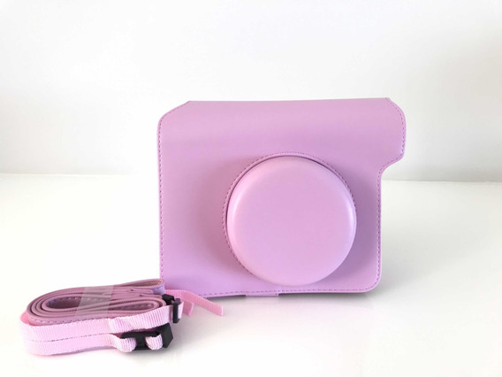 Case Instax Wide 300 Rosa