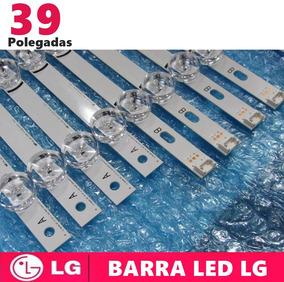 Barras Kit Com 8 Lg 39lb5600 / 39lb5800 / 39lb6500/ 39lb5500