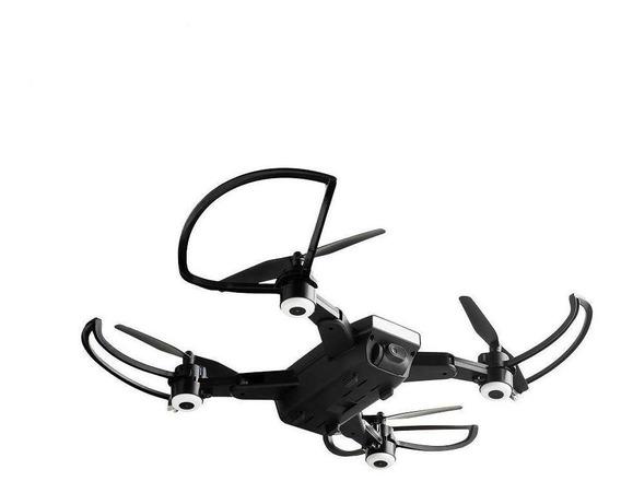 Drone Hawk Gps Fpv Câmera Hd 1280p Bateria 10 Minutos Alcanc