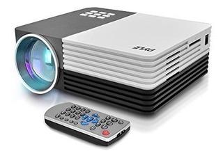 Pyle Video Projector 1080p Full Hd Cine En Casa Profesional