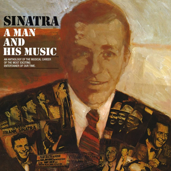 Frank Sinatra A Man And His Music 2 Vinilos Importados 180gr
