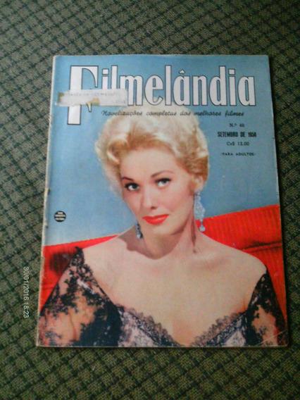 Filmelandia N. 46 Setembro De 1958 - Leia O Anuncio ...