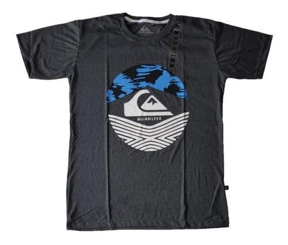 Kit 5 Camisetas Lacoste Nike Top Oakley Multimarcas Moda