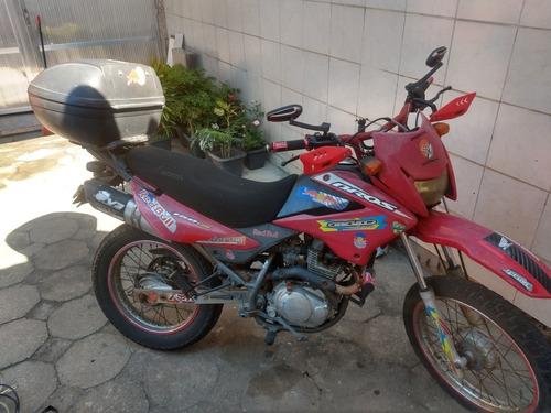 Imagem 1 de 7 de Honda Nxr 150 Es