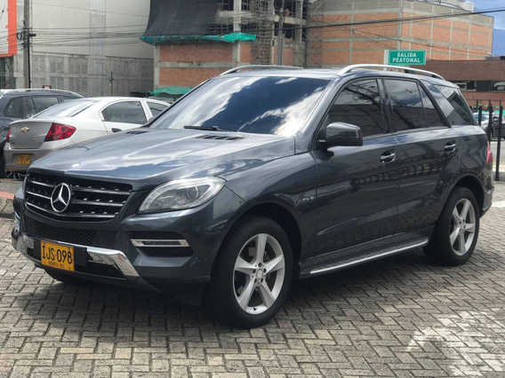 Mercedes-benz Clase Ml 250 Cdi
