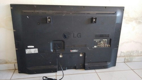 Imagem 1 de 3 de Tv LG 42lv345c