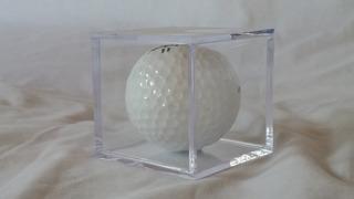 Caja Acrílica Exhibición Pelotas De Golf X Unidad