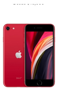 iPhone SE 64 Gb Rojo