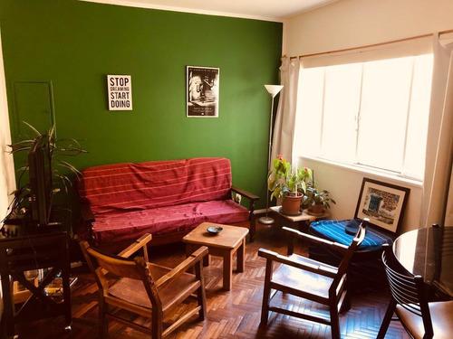 Apartamento En Venta 1 Dormitorio, Barrio Sur