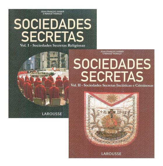 Sociedades Secretas Religiosas Volume 1 Larousse