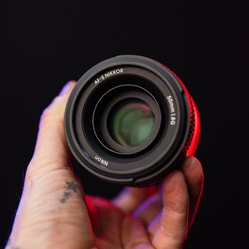 Lente Nikon 50mm F/1.8g Af-s Fx Semi Nova!!