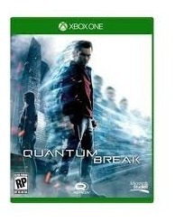 Quantum Break - Mídia Digital Xbox One