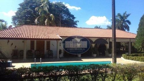 Chácara No Condomínio Villa Verde - Ch0001
