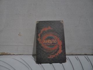 1 Card Naruto Número 1 Usado R.076
