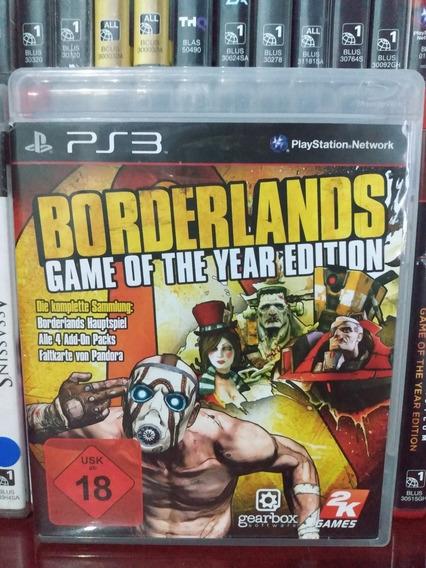 Borderlands Original Ps3   Parcelamento Sem Juros