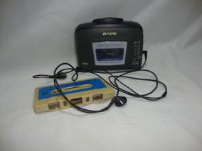Antigo Walkman Aiwa Anos 90 **não Funciona Só Decoração**