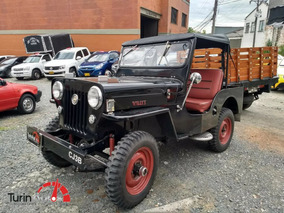 Jeep Willys 2.2 1965