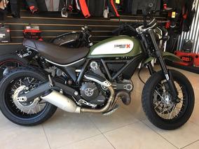Ducati Scrambler 800 Urban Enduro 2016