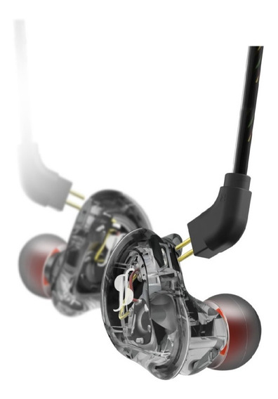 Fone In Ear Stagg Spm-235 Bk High-resolution Monitor,