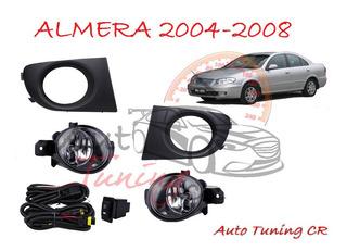 Halogenos Nissan Almera 2004-2008