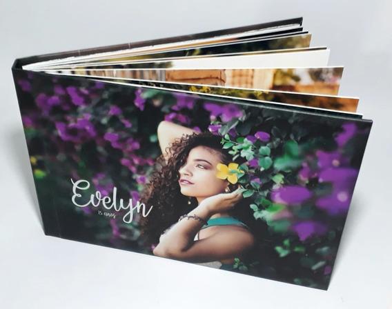 Álbum 20x30 (20 Páginas)+ Luva Fotografica