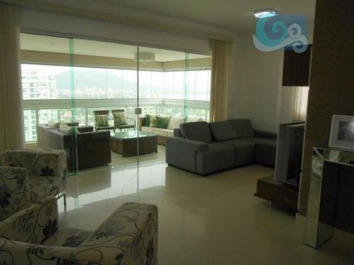 Imagem 1 de 20 de Apartamento Residencial À Venda, Praia Da Enseada - Brunella, Guarujá. - Ap3736