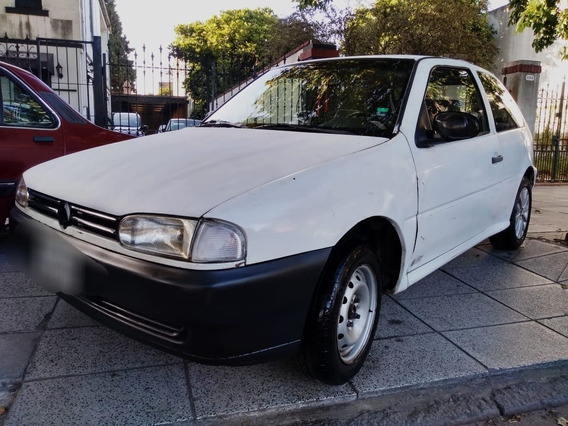 Volkswagen Gol Gli 1.6 3p Año 1995