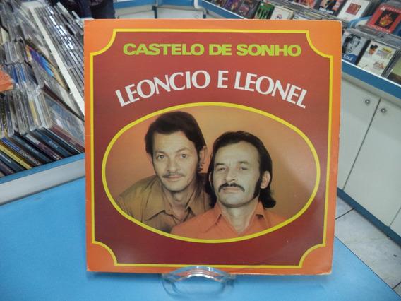 Lp/vinil Leoncio E Leonel Castelo De Sonho