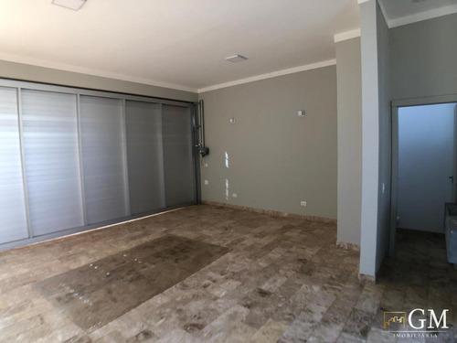 Casa Em Condomínio Para Venda Em Presidente Prudente, Residencial Jatobá, 3 Dormitórios, 4 Banheiros - Ccv037840_2-1044420