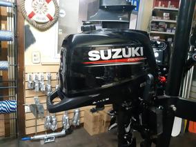 Suzuki Df6 Hp 4 Tiempos 0hs. 2018 *** Permuto ***