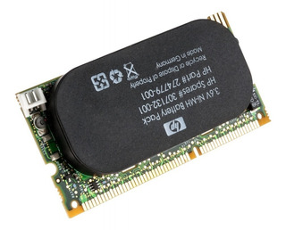 Batería Respaldo Hp Bbwc 128 Mb Smart Enabler 641 642 3.6v