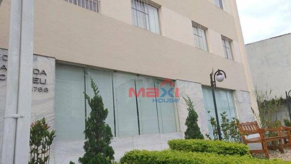 Apartamento 57 M², Edifício Avenida Corifeu, 2 Dormitórios, 1 Vaga, Jaguaré, Sp - Ap0567