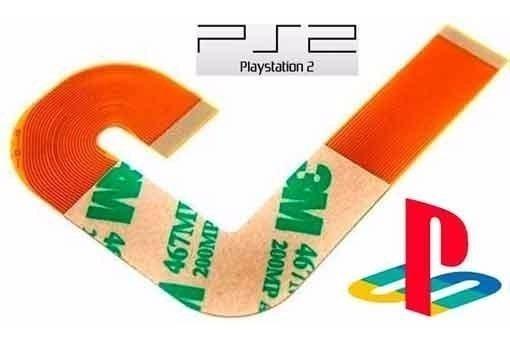 Flat J Original Leitor Play 2 90000 90006 90010 J Cabo Flex