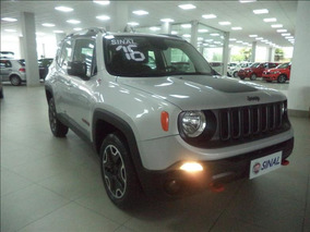 Jeep Renegade 2.0 16v Turbo Diesel Trailhawk 4p 4x4 Automáti