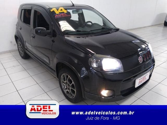 Fiat Uno 1.4 Evo Sporting 8v Flex 4p Manual